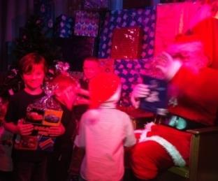The 2012 Childrens Xmas Party