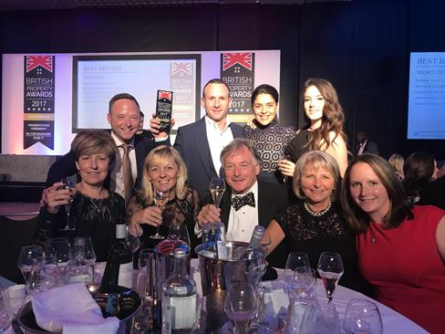 Regional winners for Dorset at The British Property Awards