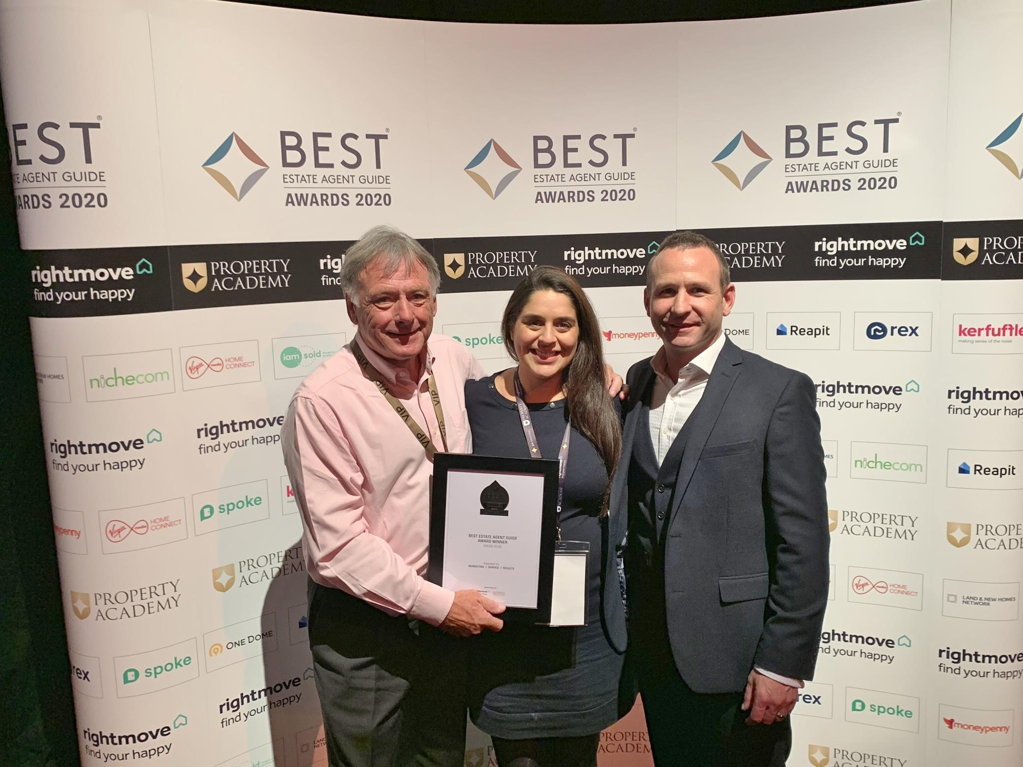 EA Master Awards & Best Estate Agents Guide 2020